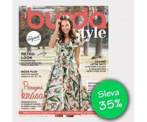 Časopis Burda Style se slevou 35 %